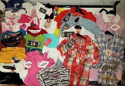 50 Stck Clearance Lot Children Brands clothing CAKEWALK Pampolina Retour etc