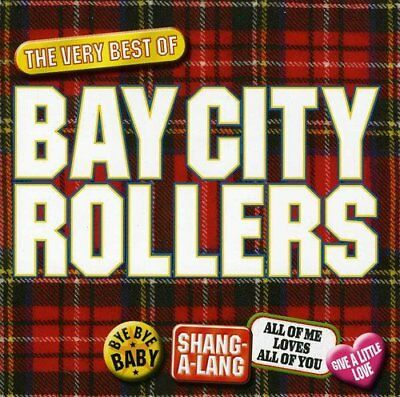 Bay City Rollers / Very Best Of Bay City Rollers (Greatest Hits) *NEW* CD