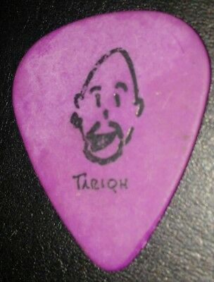 Josh Groban Tariqh Akoni Purple Signature Concert Tour Guitar Pick Rare