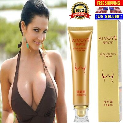 Bust Boost Breast Enlargement Cream Grow Big Size Bouncy Boobs Full Cleavage