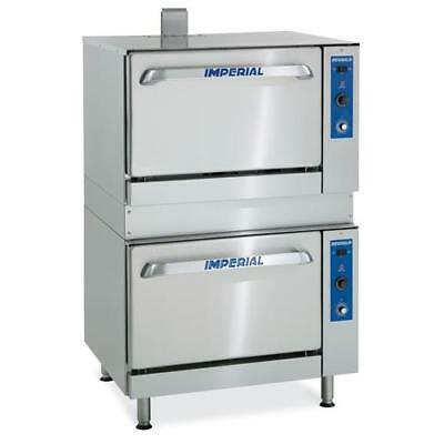 """Imperial - IR-36-DS-CC - 36"""" Double Deck Convection Ovens"""