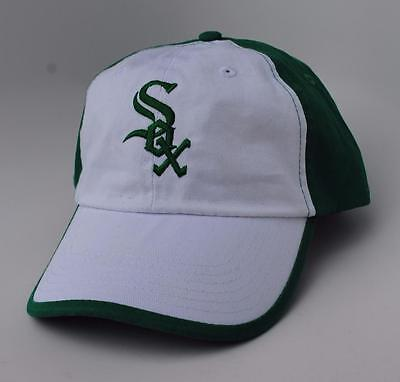 c6df4fc178171 Chicago White Sox Chi-RISH Miller Lite on side One Size Dad Hat Baseball Cap