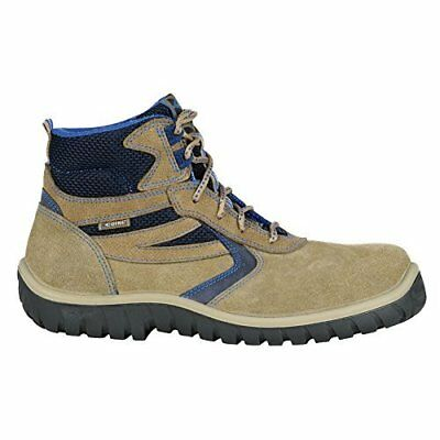"""Cofra 36090-000.W46 Size 46 S1 P SRC """"Harbour"""" Safety Shoes - Beige"""