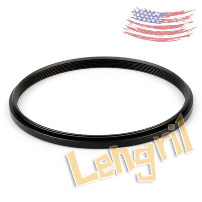 86-82mm Step-Down Metal Lens Adapter Filter Ring/86mm Lens to 82mm Accessory US