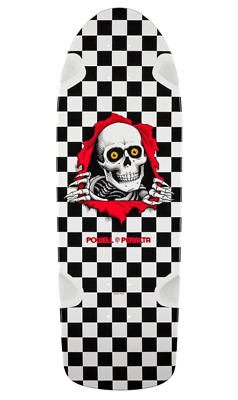 Powell Peralta Ripper OG Checker Old School Deck 10""