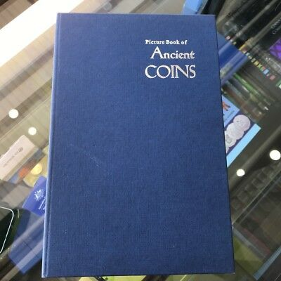 Picture Book of Ancient Coins Hardcover 1963