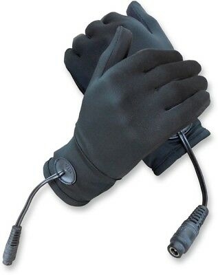 Gears Canada 100318-1-M/L Gen X-4 Heated Glove Liners MD/LG Black Medium/Large