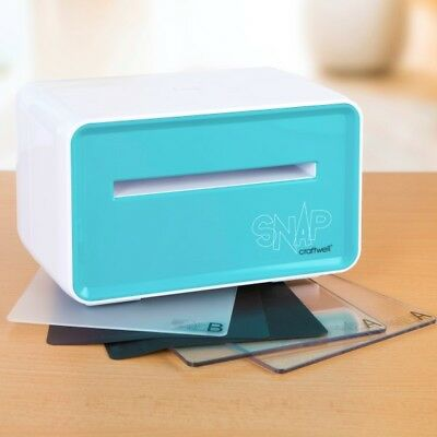 Craftwell - SNAP Die Cutting & Embossing Machine