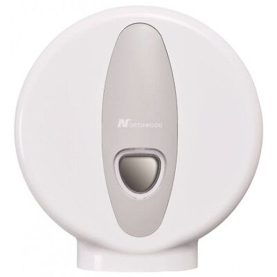 Mini Jumbo Toilet Roll Dispenser DCPMJW Northwood Genuine Quality Replacement