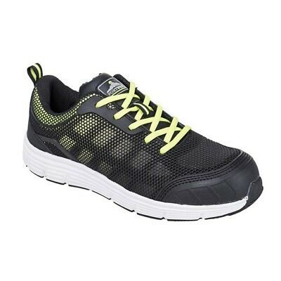 642 Steelite Tove Trainer S1p Uk 5 FT15BGN38 Portwest Genuine Quality Product