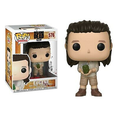 Eugene BOITE ABIMEE Funko The Walking Dead Pop!