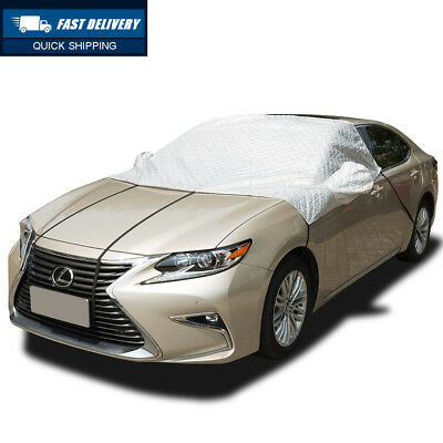 Car Windscreen Snow Cover, FREESOO Windshield Frost Covers Anti Foil Ice...