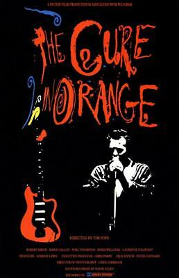 The Cure in Orange 11x17 Movie Poster (1987)