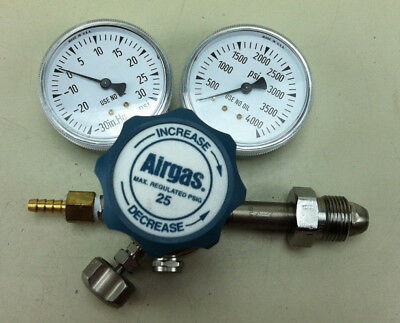 Airgas pressure regulator Y11-244A