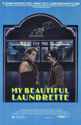 My Beautiful Laundrette 11x17 Movie Poster (1985)