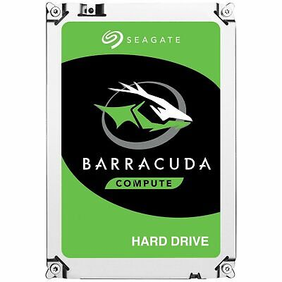 "Seagate BarraCuda 1TB 2TB 3TB 4TB 2.5"" 3.5"" SATA Internal Hard Disk Drive HDD"