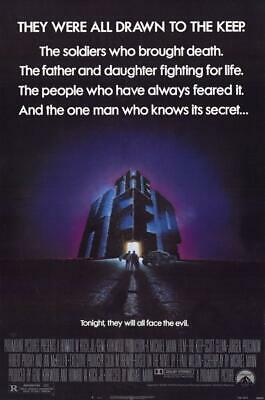 The Keep 11x17 Movie Poster (1983)