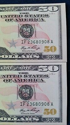 Prop Money 100 Pcs X 50 $  Fake Bill for movie set,education,game Prop money tv