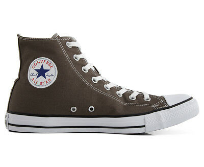 Converse Chuck Taylor Unisex All Star High Top Shoe - Charcoal