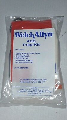 Welch Allyn First Responder AED Prep Kit