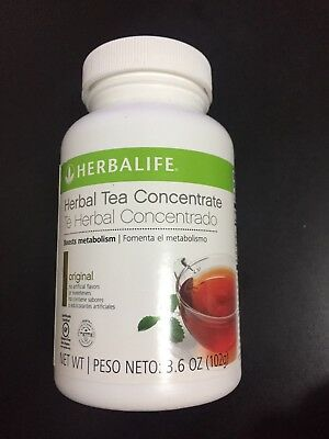 Herbalife Herbal Tea Concentrate 3.6OZ/102G Choose Your Flavor! Free Shipping!