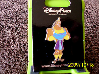 Disney * KRONK - EMPERORS NEW GROOVE * New on Card Movie Character Trading Pin