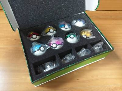 Pokemon Pocket Monsters Ball Collection SPECIAL 2 (Premium Bandai Limited) F/S
