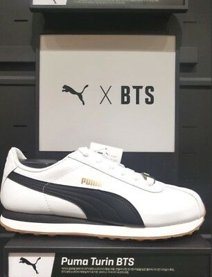 BTS x Puma TURIN BTS With Official Photo card  Bantan Boys Army Shoes by DHL
