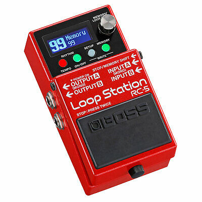 Boss RC-3 Looper Pedal