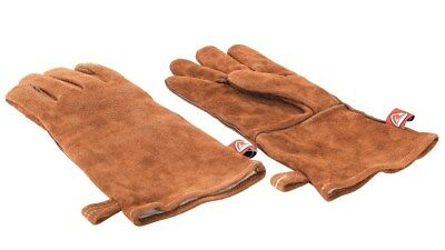 Robens FIRE GLOVES for use with cast iron pots and dutch ovens outdoor cooking