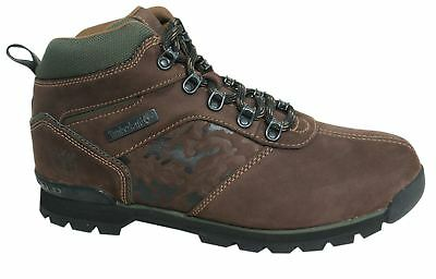 premium selection order top quality TIMBERLAND SPLITROCK 2 Hiker Mens Lace Up Brown Hiking Boots ...