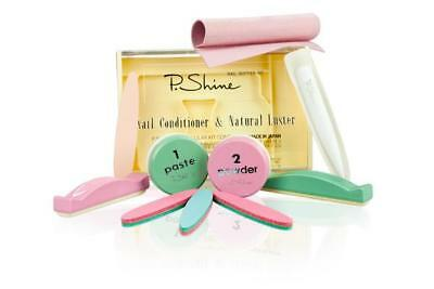 P-SHINE Japanese Manicure Nail Set Repair Treatment for Split Nails