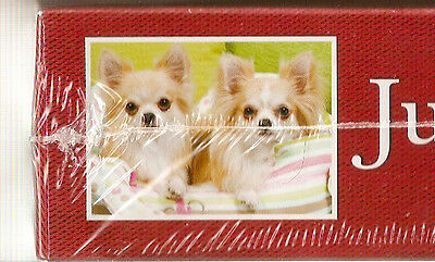Just Chihuahuas Jigsaw Puzzle 1000 piece Made in the USA Chihuahua