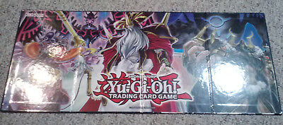 Yu-Gi-Oh Legendary Collection 5D's Cardboard Playmat Background YuGiOh 5DS