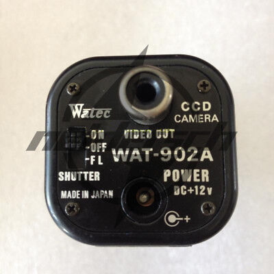 1PCS Watec industrial Camera WAT-902A in good condition Used