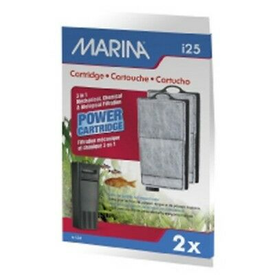 MARINA i25 AQUARIUM FILTER REPLACEMENT CARTRIDGE