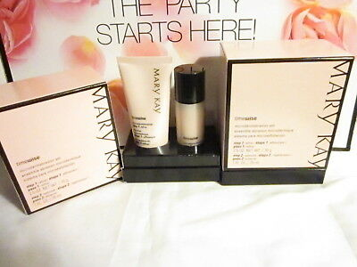 Mary Kay Timewise Microdermabrasion Set - Refine & Replenish - BRAND NEW