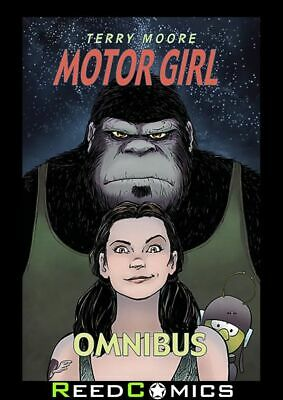 MOTOR GIRL OMNIBUS GRAPHIC NOVEL New Paperback Collects Issues #1-10
