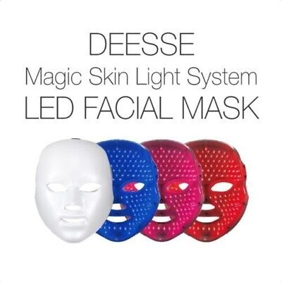 DEESSE LED MASK SBT-MLLT Skin Care 3Mode Device For Anti-aging Wrinkle Acne Care