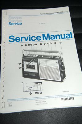 Service Manual Philips   22AR095