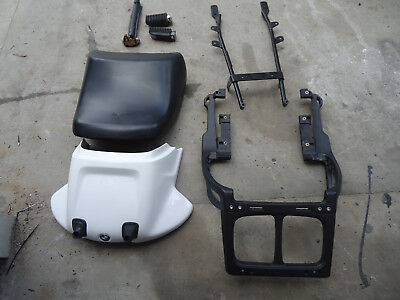 BMW R1100 rt R1150 rt duel seat conversion