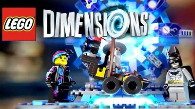 Lego Dimensions Level Team Fun Pack Choose From New Releases! Buy 3 Get 1 Free!!