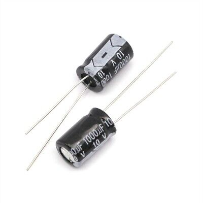 20 Pcs Rubycon YXG 10V 1000UF 105c Japan High ripple current Long Life Capacitor