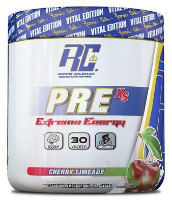 """Ronnie Coleman PRE XS """"The New Yeah Buddy Pre Workout"""" All Flavours FREE RM 48"""