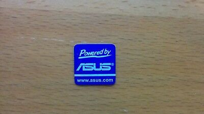 Powered by ASUS - Case Sticker Badge