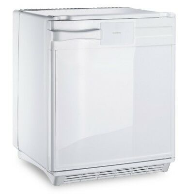 Dometic Food Line Silent Hotel Room Caravan Solid Door Fridge White DS600FSW