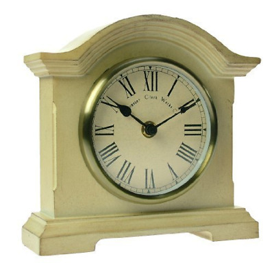 Acctim 33282 Falkenburg Mantel Clock, Cream
