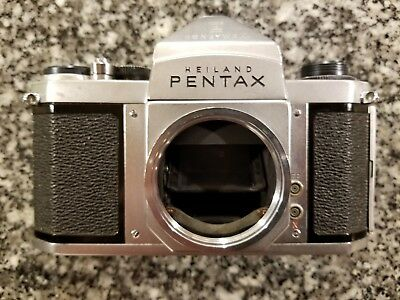 Heiland Pentax Camera Body Only Sold for Parts!  As is!