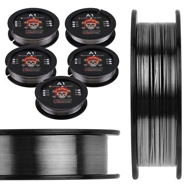 10M/30ft UD Kanthal A1 24-32AWG Resistance Heating Wire for RDA RBA Vape Coil HO