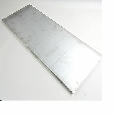".5"" thick 6061 Aluminum PLATE  6.75"" x 18"" Long Solid Flat Stock sku 174622"